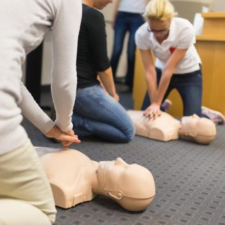 28 janvier 2020 - Atelier Organiser les secours / Réagir face à un arrêt cardiaque