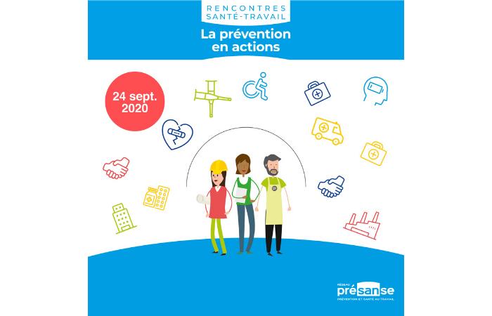 24 septembre - Les Rencontres Santé-Travail arrivent !